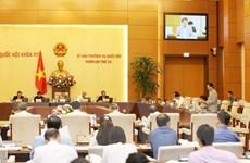 Phân công tham dự phiên họp thứ 33 của Ủy ban Thường vụ Quốc hội