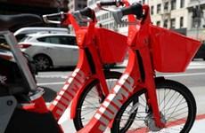 Uber triển khai dịch vụ cho thuê xe điện hai bánh tại thủ đô của Pháp