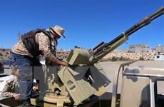 Giao tranh tại Libya tiếp diễn bất chấp LHQ kêu gọi ngừng bắn