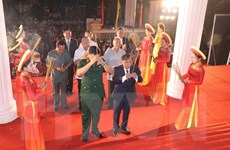 Cần Thơ tổ chức lễ dâng hương hướng về Giỗ Tổ Hùng Vương