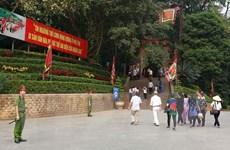 Nắng nóng xuất hiện ở nhiều nơi trong ngày đầu tiên dịp nghỉ lễ