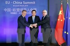 [Mega Story] Quan hệ EU-Trung Quốc: Bước tái cân bằng hợp logic