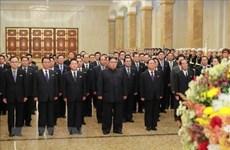 """KCNA gọi ông Kim Jong-un là """"Tư lệnh tối cao các lực lượng vũ trang"""""""