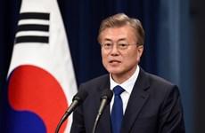 Tổng thống Hàn Quốc Moon Jae-in bắt đầu công du 3 nước Trung Á