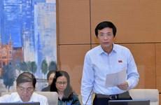 Đề nghị bổ sung 4 dự án luật vào chương trình kỳ họp Quốc hội