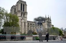 """Nhiều vật liệu xây dựng Nhà thờ Đức Bà """"nhạy cảm"""" với lửa và nước"""