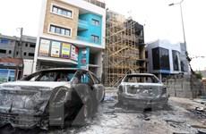 Giao tranh ác liệt tại Tripoli, Liên hợp quốc sơ tán người tị nạn