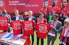 Bayern Munich mở trường đào tạo bóng đá đầu tiên ở châu Phi