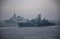 Nga tiến hành tập trận hải quân song song với NATO ở Biển Đen