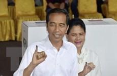 Bầu cử Indonesia: Đương kim Tổng thống Widodo đang dẫn dầu