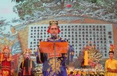 Khai hội Đền Đô 2019 ở Bắc Ninh: Âm vang tiếng vọng cội nguồn