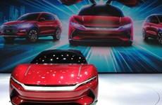 Các hãng sản xuất ôtô đa quốc gia đẩy mạnh đầu tư vào Trung Quốc