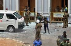 Đã có hơn 120 người thiệt mạng trong các vụ nổ ở Sri Lanka