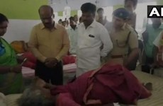 Giẫm đạp tại lễ phát tiền xu ở Ấn Độ khiến 17 người thương vong