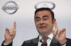 Cựu Chủ tịch Nissan Carlos Ghosn nộp đơn xin bảo lãnh tại ngoại