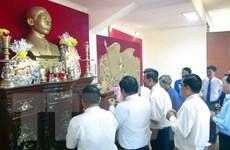 Kỷ niệm 115 năm ngày sinh Tổng Bí thư Trần Phú tại Phú Yên
