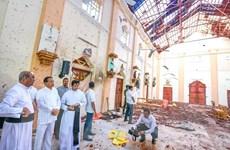 Đã có 359 người thiệt mạng trong các vụ nổ liên tiếp ở Sri Lanka