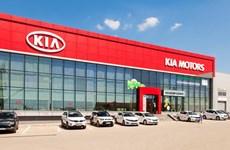 Lợi nhuận ròng của nhà sản xuất ôtô Kia tăng mạnh trong quý 1