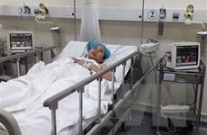 Cứu sống mẹ con sản phụ bị vỡ khối u gan, chảy máu ổ bụng nguy kịch