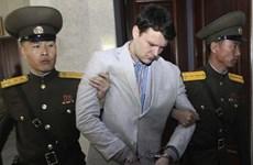 Mỹ chấp thuận thanh toán chi phí cho công dân bị bắt ở Triều Tiên