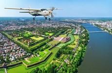 Khai trương tuyến bay bằng thủy phi cơ ngắm cảnh Huế-Đà Nẵng
