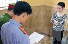 """Khởi tố đối tượng tổ chức đường dây """"gái gọi"""" tại Quảng Bình"""