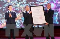 Chủ tịch Quốc hội dự Lễ công bố thành phố Bến Tre là đô thị loại 2