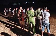Đã tìm thấy toàn bộ thi thể các học sinh bị đuối nước ở Nghệ An