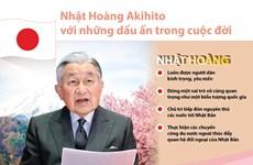 [Infographics] Những dấu ấn trong cuộc đời Nhật hoàng Akihito