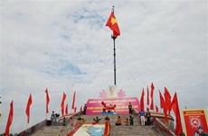 """Long trọng tổ chức Lễ thượng cờ """"Thống nhất non sông"""" tại Quảng Trị"""