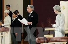 Nhật hoàng Akihito thoái vị: Thời kỳ mới ở đất nước Mặt Trời mọc