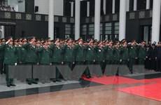 Hơn 1.000 đoàn đại biểu đã đến viếng nguyên Chủ tịch nước Lê Đức Anh