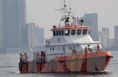 Khẩn trương cứu hộ các tàu cá và ngư dân gặp nạn trên biển