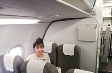 Đoàn Thị Hương đã lên máy bay về nước sau khi được trả tự do