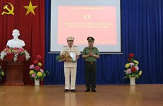 Giám đốc Công an tỉnh Bình Phước làm Phó Cục trưởng An ninh nội địa