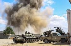 Hơn 700 binh sỹ Libya thiệt mạng trong các cuộc giao tranh ở Tripoli
