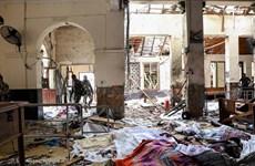 'Một số kẻ đánh bom ở Sri Lanka từng được huấn luyện ở Ấn Độ'