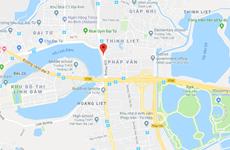 Hà Nội tổ chức lại giao thông nút giao Giải Phóng-Hoàng Liệt