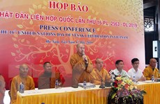 Nâng cao vai trò của Phật giáo Việt Nam trong hội nhập quốc tế