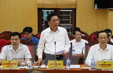 Đề xuất có cơ chế chính sách đặc thù cho các tỉnh miền núi