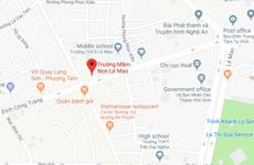 Nghệ An: Cháy sát trường mầm non có 300 cháu đang nghỉ trưa