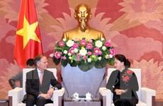Italy sẽ tăng cường hợp tác với Việt Nam trong nhiều lĩnh vực