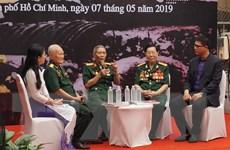 Triển lãm-giao lưu nhân kỷ niệm 65 năm Chiến thắng Điện Biên Phủ