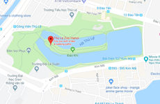 Hà Nội chấp thuận chủ trương xây bãi đỗ xe ngầm trong Công viên Thủ Lệ