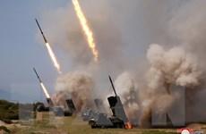 Hàn Quốc, Nga khẳng định mục tiêu phi hạt nhân hóa Triều Tiên