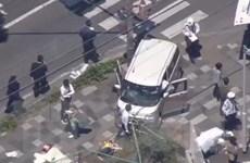 Vụ ôtô đâm vào 13 trẻ mẫu giáo ở Nhật Bản: Bắt giữ 2 nữ lái xe