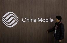 Trung Quốc chỉ trích Mỹ 'đóng cửa' với công ty China Mobile
