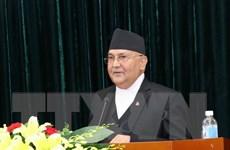 Thủ tướng Nepal nói chuyện tại Học viện Chính trị quốc gia Hồ Chí Minh