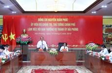 Thủ tướng: Hải Phòng phải đi đầu trong nền kinh tế số của Việt Nam