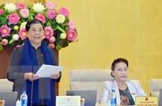 Ủy ban Thường vụ Quốc hội bế mạc phiên họp thứ 34 sau 3 ngày làm việc